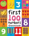 First 100 Numbers by Roger Priddy (Board book, 2013)