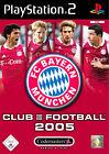 FC Bayern München Club Football 2005 (Sony PlayStation 2, 2004, DVD-Box)