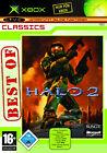 Halo 2 (Microsoft Xbox, 2006, DVD-Box)