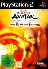 Avatar - Der Herr der Elemente: Der Pfad des Feuers (Sony PlayStation 2, 2009, DVD-Box)