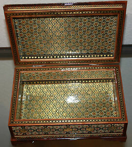 Persian-Jewelry-box-decorative-antique-collectible-persian-empire-style