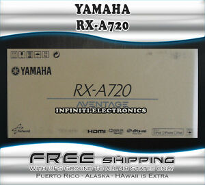NEW-YAMAHA-RX-A720-7-2-Channel-3D-HOME-THEATER-RECEIVER-RXA720-BLACK