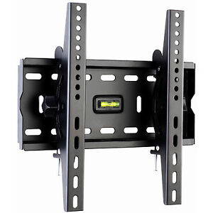 TILTING-TV-Wall-Mount-Bracket-For-17-19-22-26-28-32-37-Inch-LCD-LED