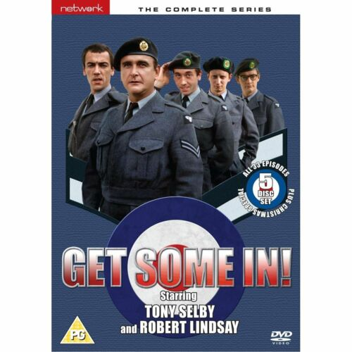 Get Some In The Complete Series - DVD NEW & SEALED (5 Discs) Every episode ever!