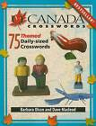 O Canada Crosswords: 75 Themed Daily-Sized Crosswords: Bk. 8 by Dave Macleod, Barbara Olson (Paperback, 2006)