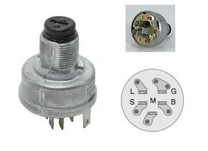 John-Deere-170-175-180-185-240-245-260-265-285-320-Ignition-Switch-New-OEM