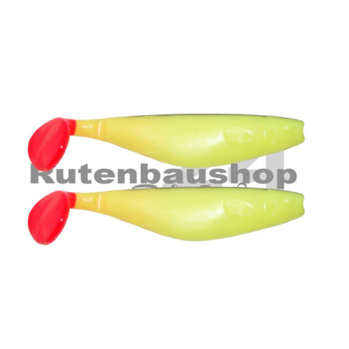 Mann`s Kipper Shad 12cm Manns verschiedliche Farben Gummifisch Bass 2 St