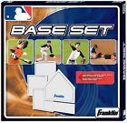 Franklin Sports 1985 Mlb 5 Piece Throw-down Rubber Outdoor Baseball Base Set