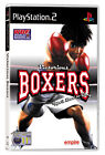 Victorious Boxers (Sony PlayStation 2, 2001, DVD-Box)