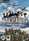 War Leaders: Clash Of Nations (PC, 2008, DVD-Box)