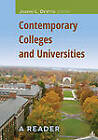 Contemporary Colleges and Universities: A Reader by Peter Lang Publishing Inc (Paperback, 2013)