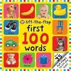Lift-the Flap First 100 Words by Roger Priddy (Board book, 2013)