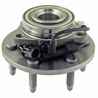Wheel Bearing and Hub Assembly Front,Rear Precision Automotive 515036