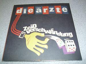 Die-Arzte-ZeiDverschwAndung-7-034-Single-Doppel-Vinyl-Neu-amp-OVP
