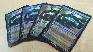 MTG-20-Card-ALL-FOIL-Repacks-w-Jace-The-Mind-Sculptor-Chandra-Ablaze-Liliana