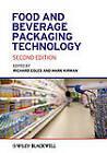 Food and Beverage Packaging Technology by Mark J. Kirwan, Richard Coles (Hardback, 2011)