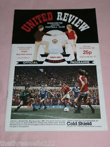 FOOTBALL-PROGRAMME-D1-MANCHESTER-UNITED-V-WEST-HAM-UTD-DEC-12-1981