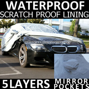 2007 2008 2009 Bmw M6 5layers Waterproof Car Cover Ebay