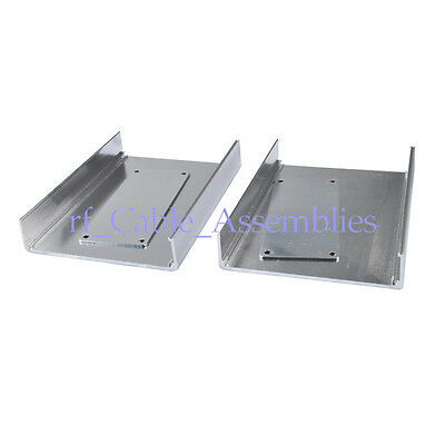 "NEW Aluminum Project Box Enclosure Case Electronic DIY -4.32""*3.14""*1.43""(L*W*H)"