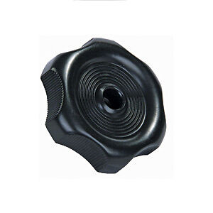 Replacement Plastic Knob For Rv Camper Mobile Home Windows Black 1 2 Shaft Ebay
