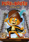 Puss in Boots: A Furry Tail (DVD, 2011)
