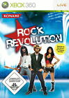 Rock Revolution (Microsoft Xbox 360, 2009, DVD-Box)