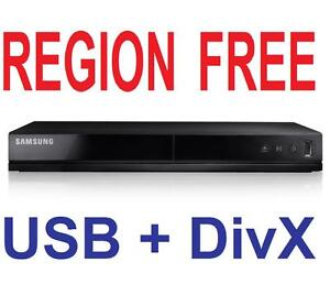 how to make philips dvd player region free