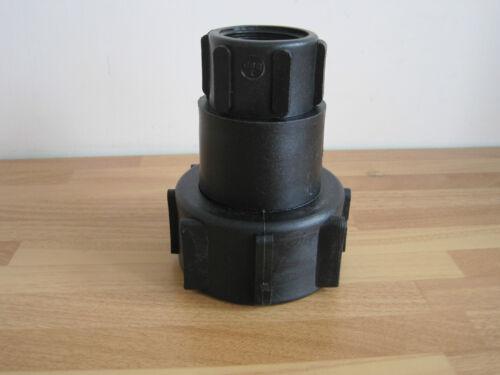 IBC Adaptor to BSP thread Water Tank Hoselock IBC Fitting Oil Tank