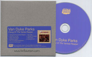 VAN DYKE PARKS Clang On The Yankee Reaper 2012 UK promo CD Bella Union - WE SHIP WORLDWIDE, United Kingdom - Returns accepted Most purchases from business sellers are protected by the Consumer Contract Regulations 2013 which give you the right to cancel the purchase within 14 days after the day you receive the item. Find out m - WE SHIP WORLDWIDE, United Kingdom