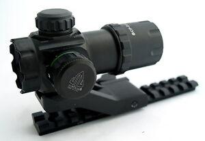 UTG-ITA-RED-GREEN-DOT-SCOPE-KIT-MOSSBERG-500-SHOTGUN-TACTICAL-WEAVER-RAIL-3-9-034