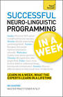 NLP in A Week: Master Neuro-Linguistic Programming in Seven Simple Steps by Mo Shapiro (Paperback, 2012)