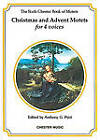 The Chester Book of Motets: Christmas and Advent Motets for 4 Voices: v. 6 by Chester Music (Paperback, 2000)