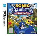 Sonic & Sega All-Stars Racing (Nintendo DS, 2010)