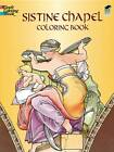 Sistine Chapel Coloring Book by Buonarroti Michelangelo (Spiral bound, 2004)