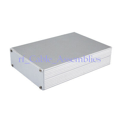 "Aluminum Project Box Enclosure Case Electronic DIY - 4.32""*3.07""*1.02"" (L*W*H)"