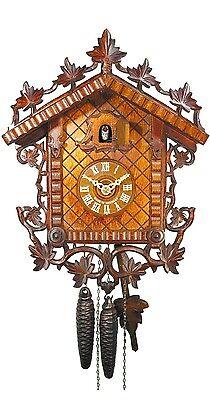 German Black Forest cuckoo clock 1 day 1885 Replica