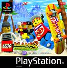 LEGO Insel 2 - Der Steinbrecher kehrt zurück (Sony PlayStation 1, 2001)