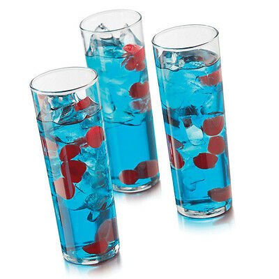 Libbey Cool Cocktails Power Zombie Highball Set -  6 glasses 13.5 oz - Bar Party