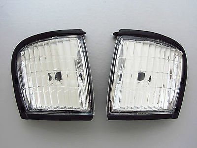 98 - 02 ISUZU TF TFR HOLDEN RODEO CLEAR CORNER LIGHT VAUXHALL BRAVA