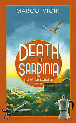 Death in Sardinia (Inspector Bordelli 3)-ExLibrary