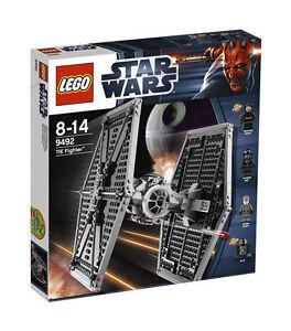 Lego Star wars Combattant (9492)