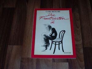 Claire-Bretecher-die-FRUSTRIERTEN-2-Softcover-von-1980