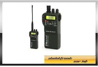 CB MIDLAND ALAN 42 Multi 4W Handheld Radio CB Radio