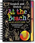 Scratch & Sketch at the Beach by Martha Day Zschock (Spiral bound, 2011)