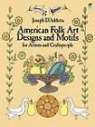 American Folk Art Designs and Motifs by Joseph D'Addetta (Paperback, 1985)
