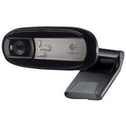 Logitech-C170-Universal-USB-Webcam-Camera-5MP-with-Microphone-PC-amp-MAC