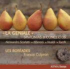 Geniale: Sinfonias & Concertos (2011)