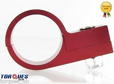 AN -12(AN12 AN 12) Red 24mm O.D Fuel / Water / Oil Hose Clamp P Clip