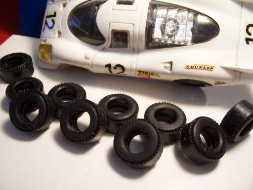 12  URETHANE TIRES Porsche 917 SCALEXTRIC UK
