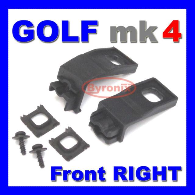 GOLF mk4 HEADLAMP HEADLIGHT BRACKET TAB REPAIR KIT FRONT RIGHT VW MK 4